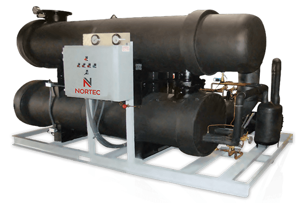 High Capacity Refrigerated Air Gas Dryer