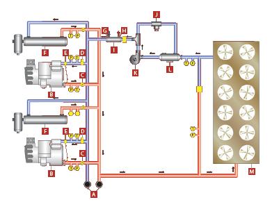 Industrial Water Saver Diagram