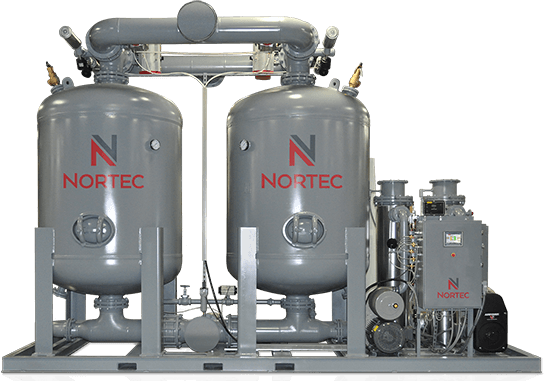 Nortec Compressed Air & Gas Drying Products and Fluid cooling equipment.